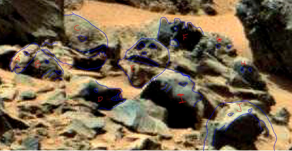 Sol-710-mars-rover-artifacts-harry-14-eel-frog-lion-outlined
