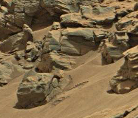 mars anomaly carved stones 2 sol 712 was life on mars
