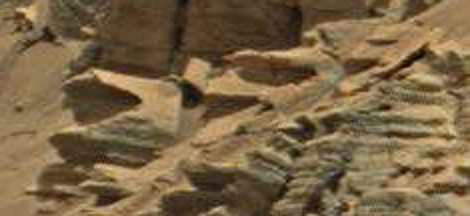mars anomaly carved stones sol 712 was life on mars