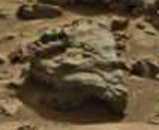 mars anomaly head sol 713 was life on mars