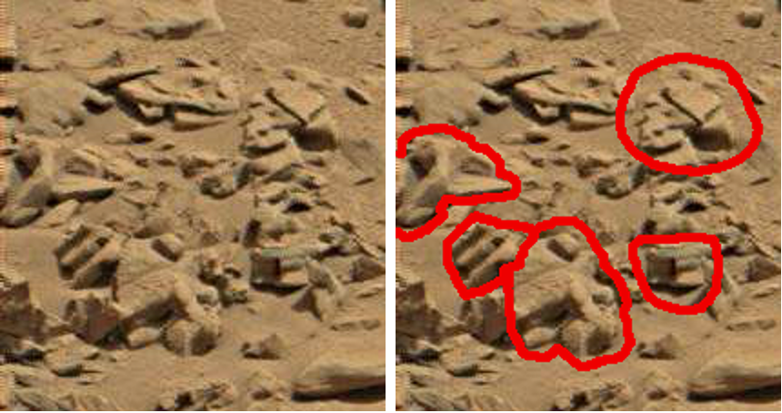 mars anomaly heads sbs sol 712 was life on mars