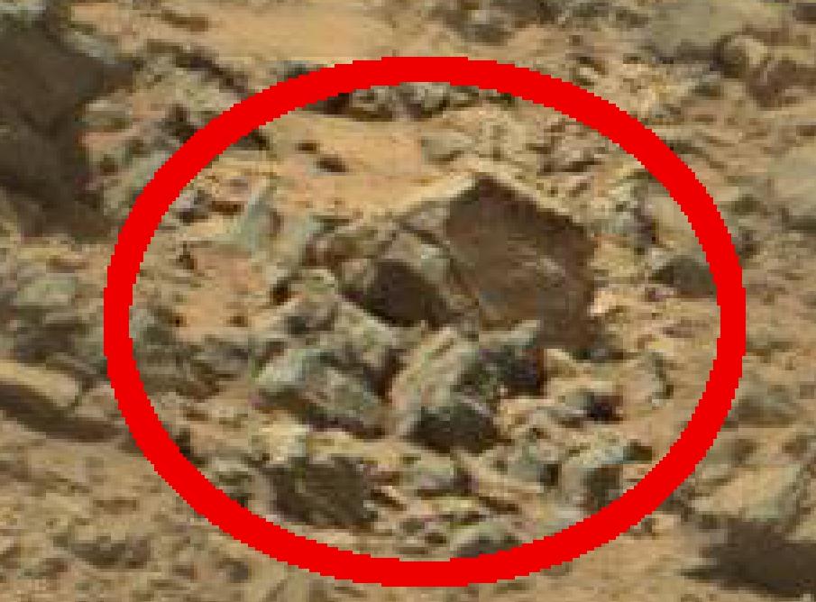 mars-sol-710-gale-crater-skull