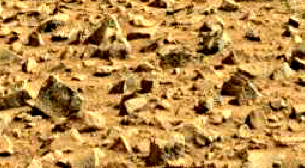 mars sol 714 anomaly artifacts 2 was life on mars