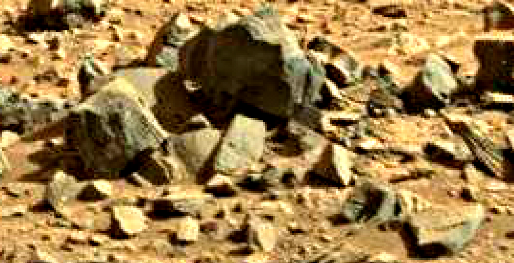 mars sol 714 anomaly artifacts 6 was life on mars