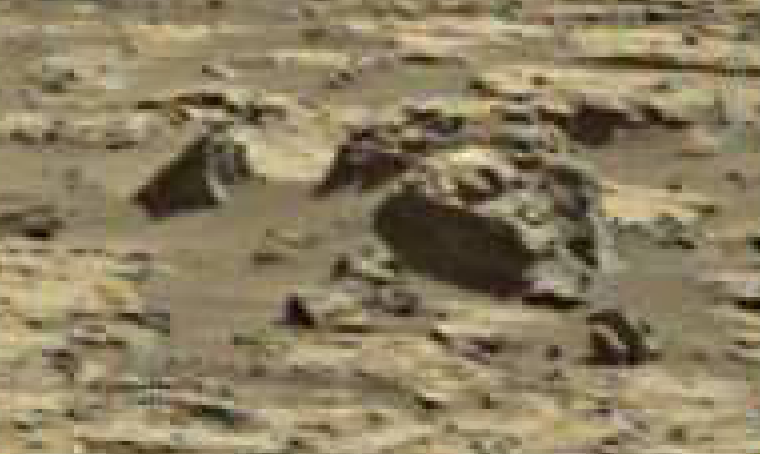 mars sol 1243 anomaly artifacts 3 was life on mars