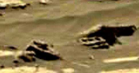 mars sol 1247 anomaly artifacts 1 was life on mars