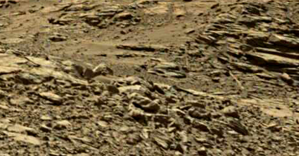mars sol 1248 anomaly artifacts 10 was life on mars