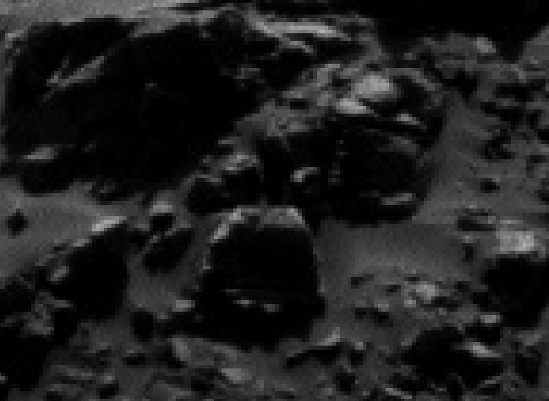 mars sol 1248 anomaly artifacts 21 was life on mars