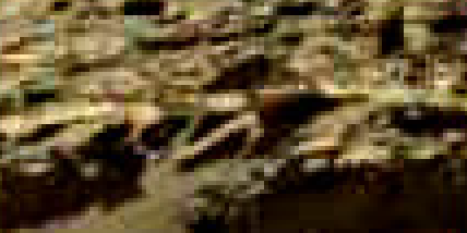 mars sol 1248 anomaly artifacts 6 was life on mars