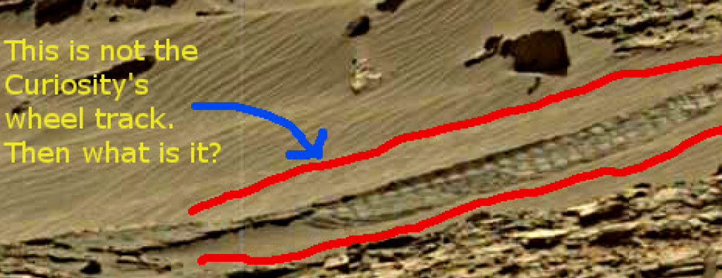 mars sol 1248 anomaly artifacts 7 was life on mars