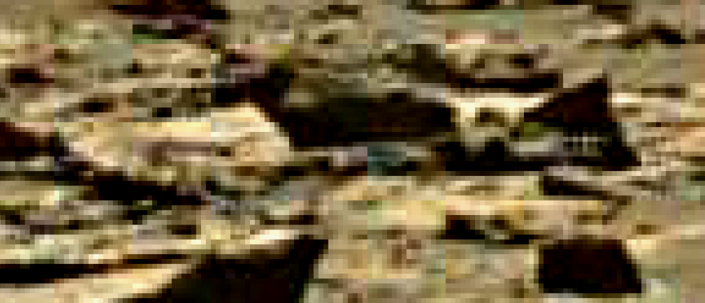mars sol 1248 anomaly artifacts 9 was life on mars