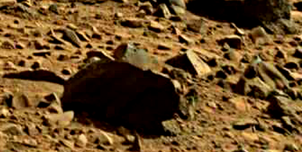 mars sol 714 anomaly artifacts 21 was life on mars