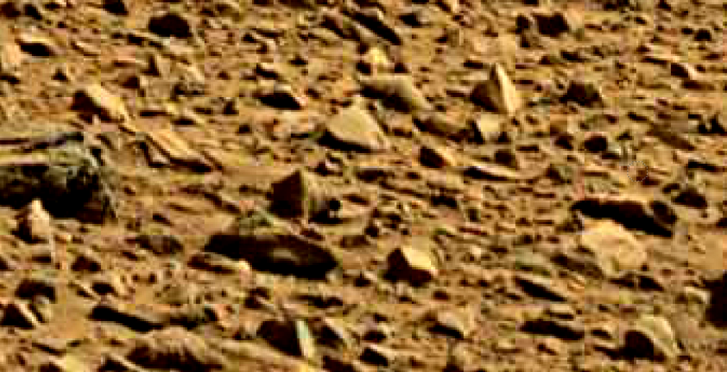 mars sol 714 anomaly artifacts 22 was life on mars