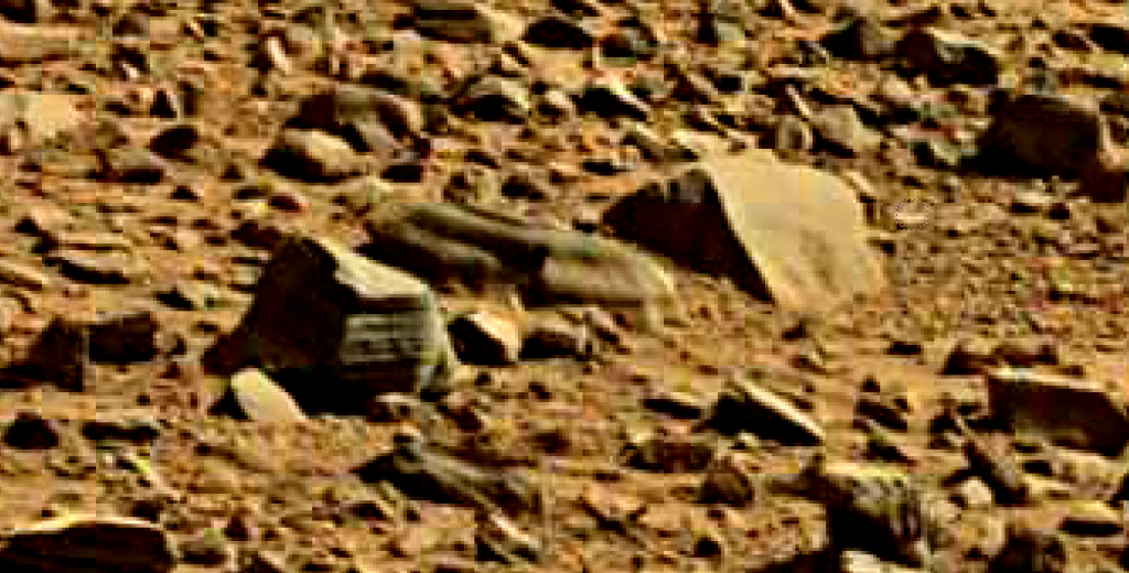 mars sol 714 anomaly artifacts 23 was life on mars