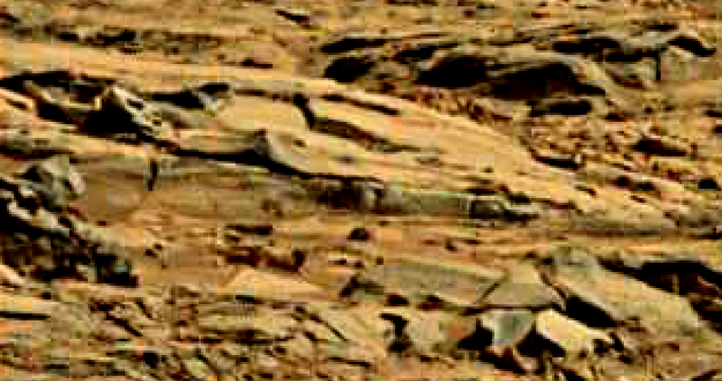mars sol 714 anomaly artifacts 24 was life on mars