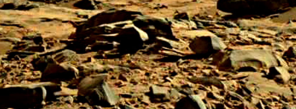mars sol 714 anomaly artifacts 27 was life on mars