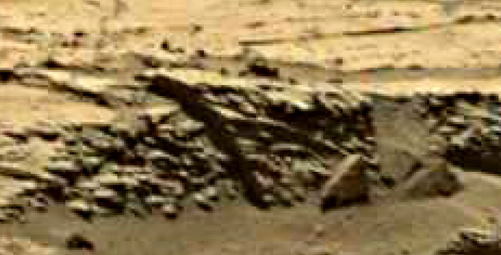 mars sol 1249 anomaly 6 was life on mars