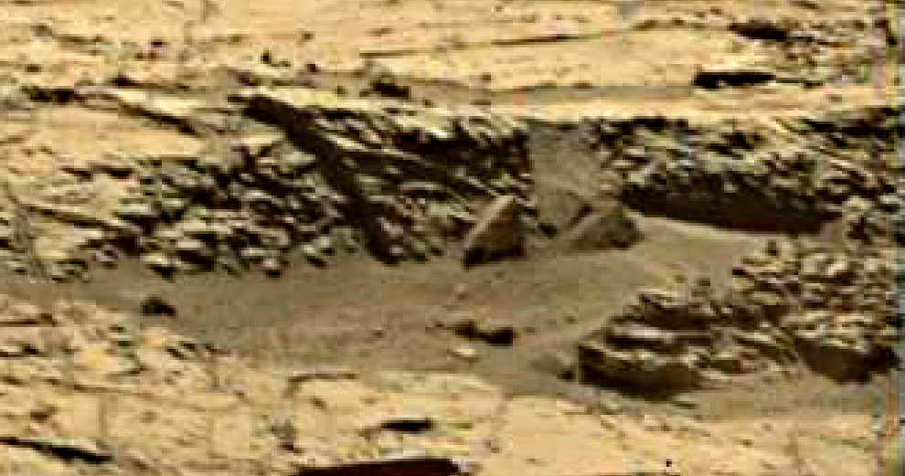 mars sol 1249 anomaly 7 was life on mars