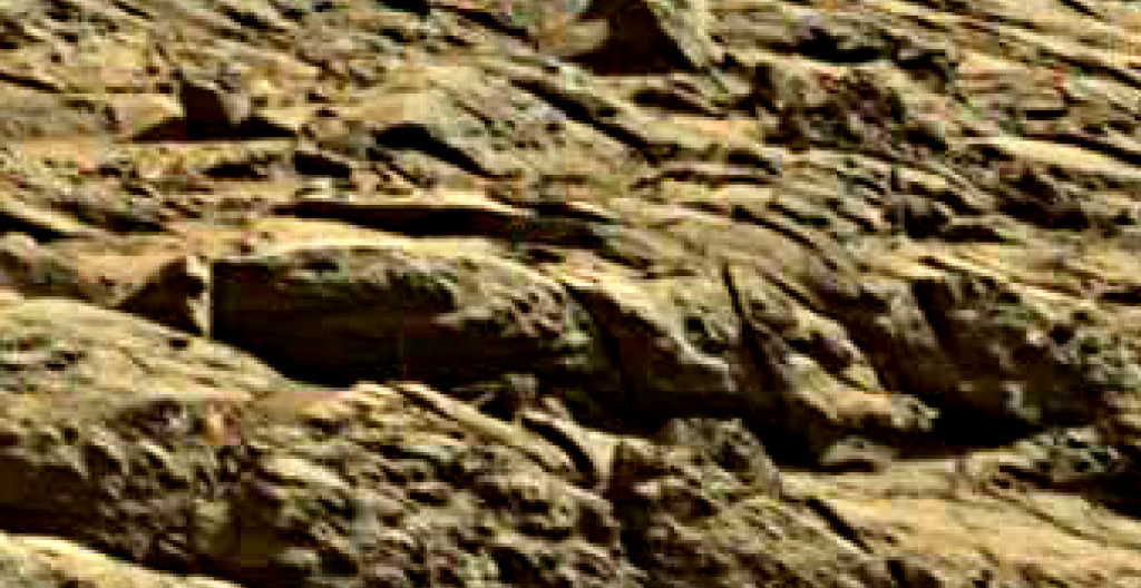 mars sol 1262 anomaly artifacts 3 was life on mars