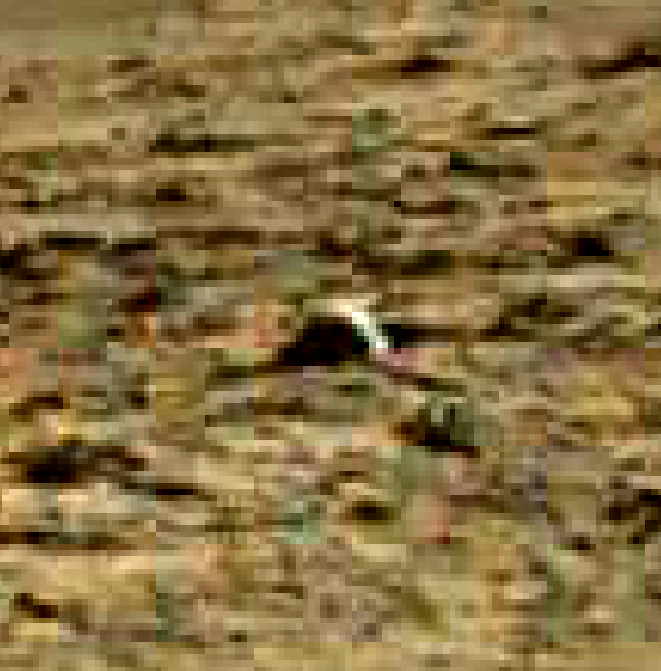 mars sol 1264 anomaly 3 was life on mars