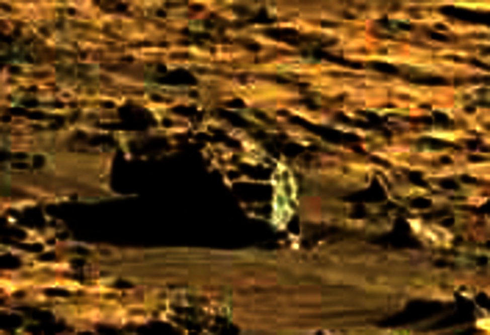 mars sol 1264 anomaly 4d was life on mars