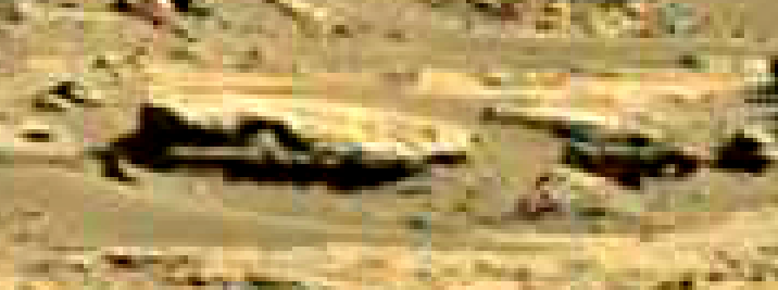 mars sol 1267 anomaly artifacts 10 was life on mars