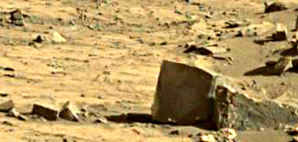 mars sol 1267 anomaly artifacts 12 was life on mars
