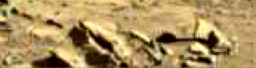 mars sol 1267 anomaly artifacts 15 was life on mars