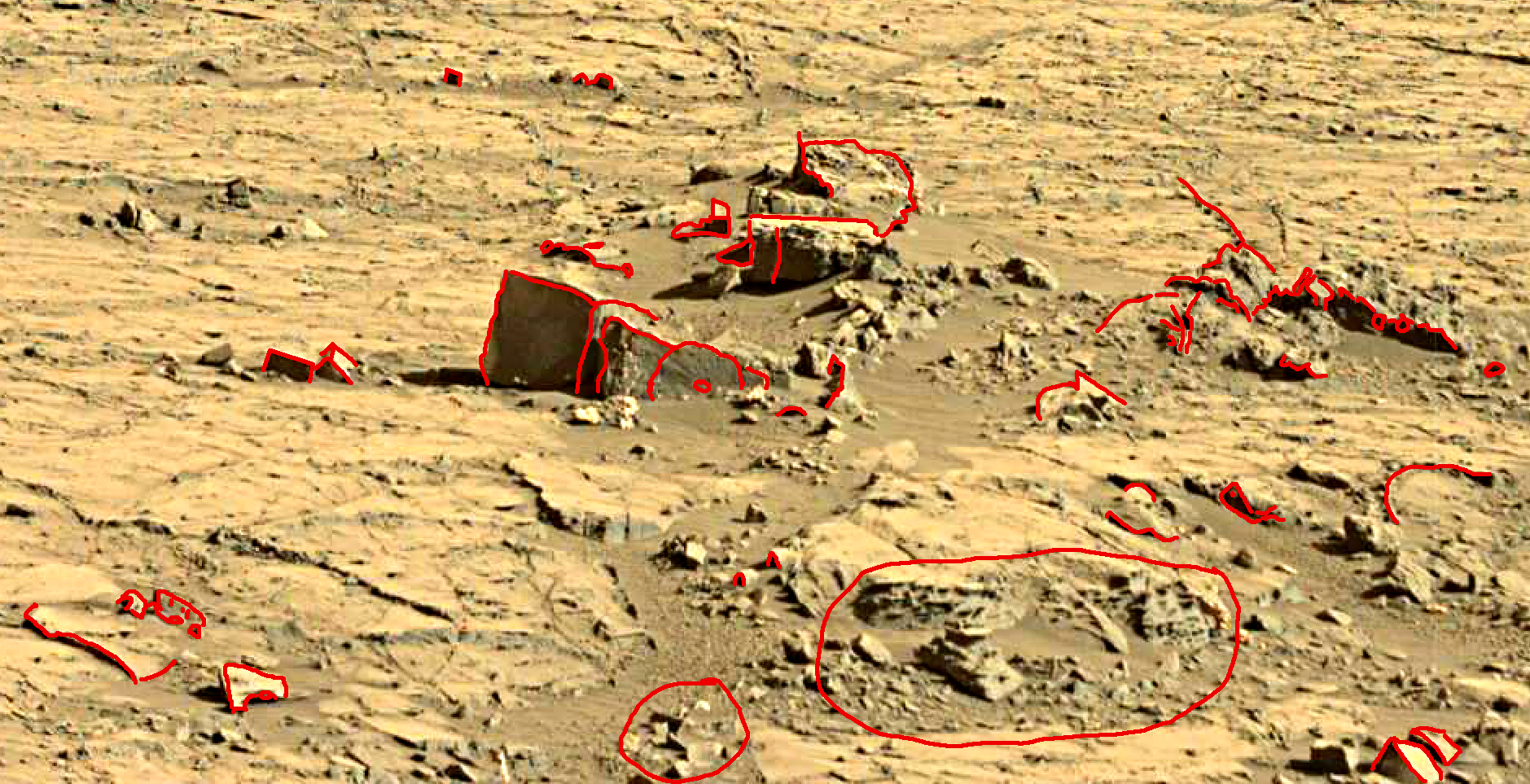 Mars Sol 1267 Curiosity – 1267ML0059330000504321E01 | Was ...