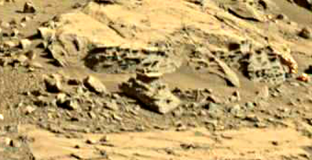 mars sol 1267 anomaly artifacts 3 was life on mars