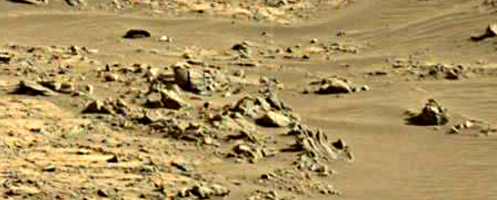 mars sol 1267 anomaly artifacts 8 was life on mars