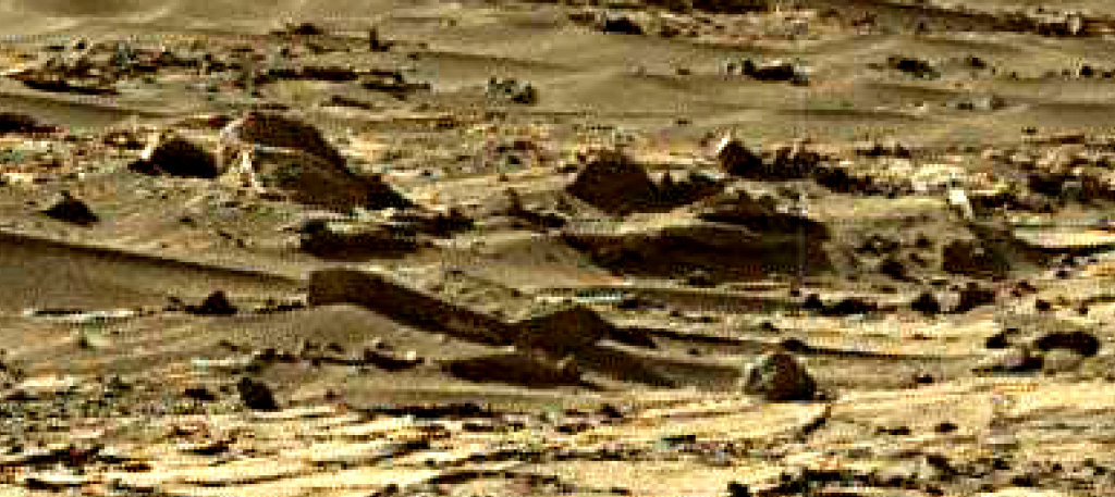 mars sol 1270 anomaly-artifacts 1-1d was life on mars