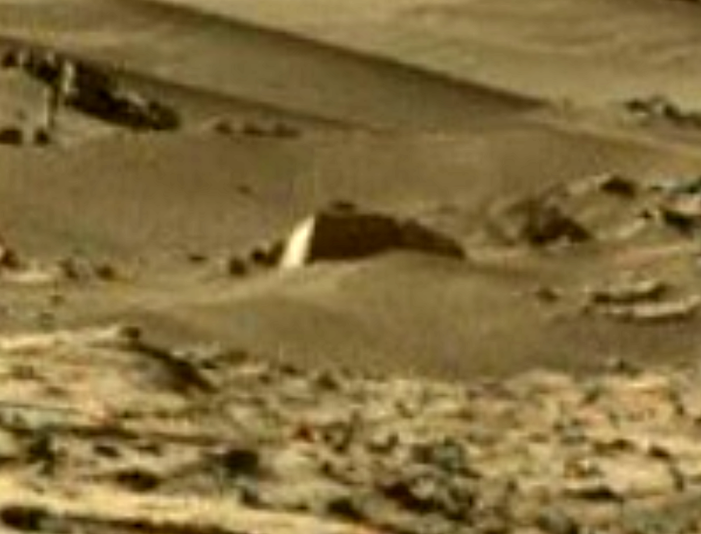 mars sol 1270 anomaly-artifacts 1-2 was life on mars
