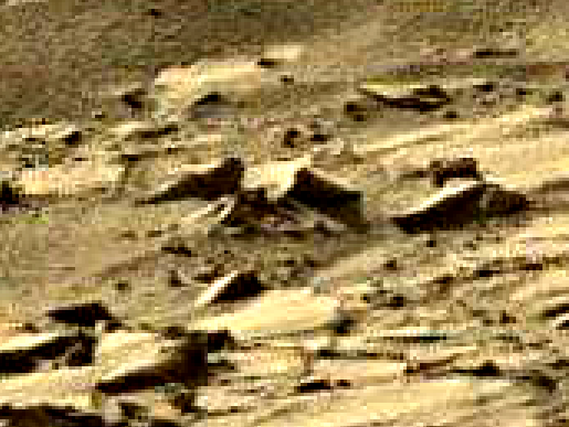 mars sol 1270 anomaly-artifacts 10 was life on mars