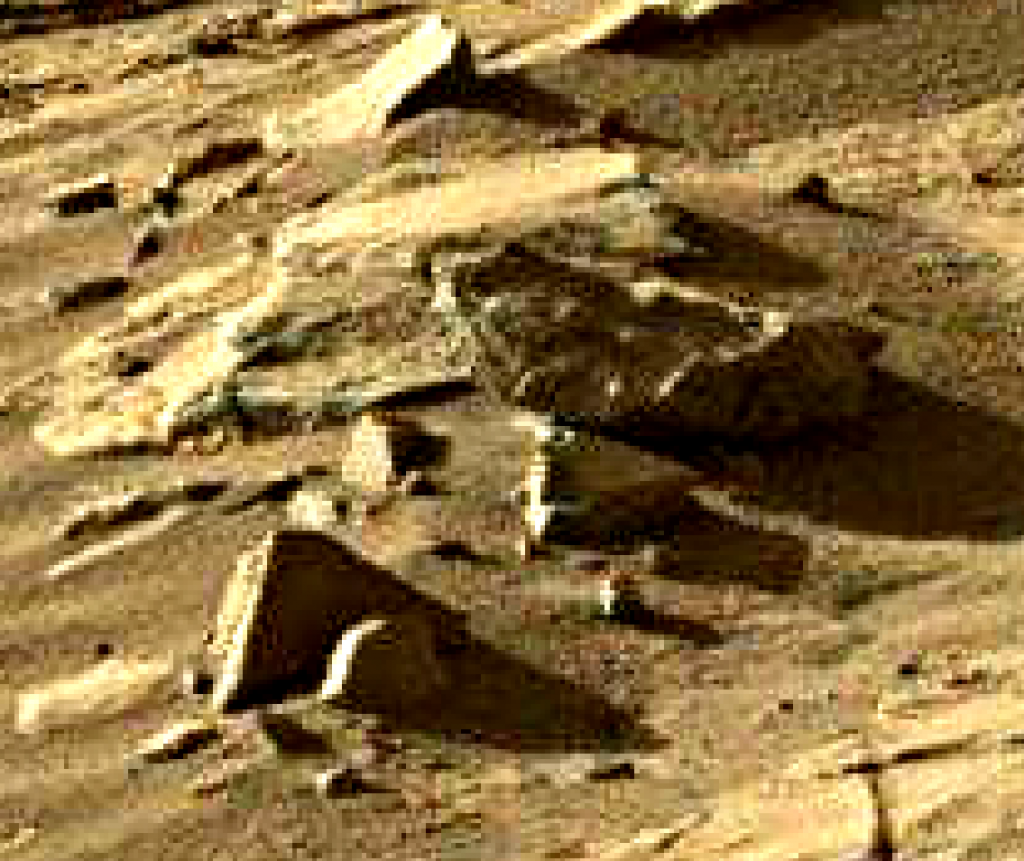 mars sol 1270 anomaly-artifacts 2 was life on mars