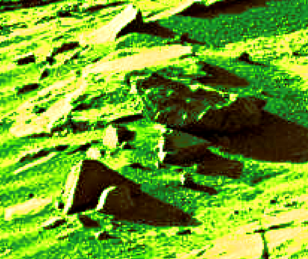 mars sol 1270 anomaly-artifacts 2a was life on mars