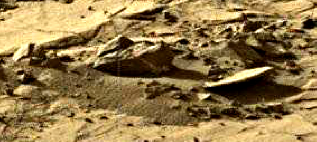 mars sol 1270 anomaly-artifacts 3 was life on mars