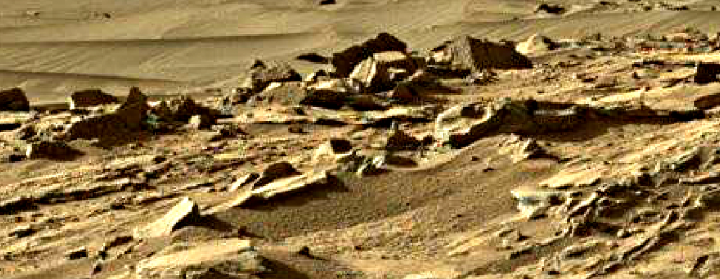 mars sol 1270 anomaly-artifacts 4 was life on mars