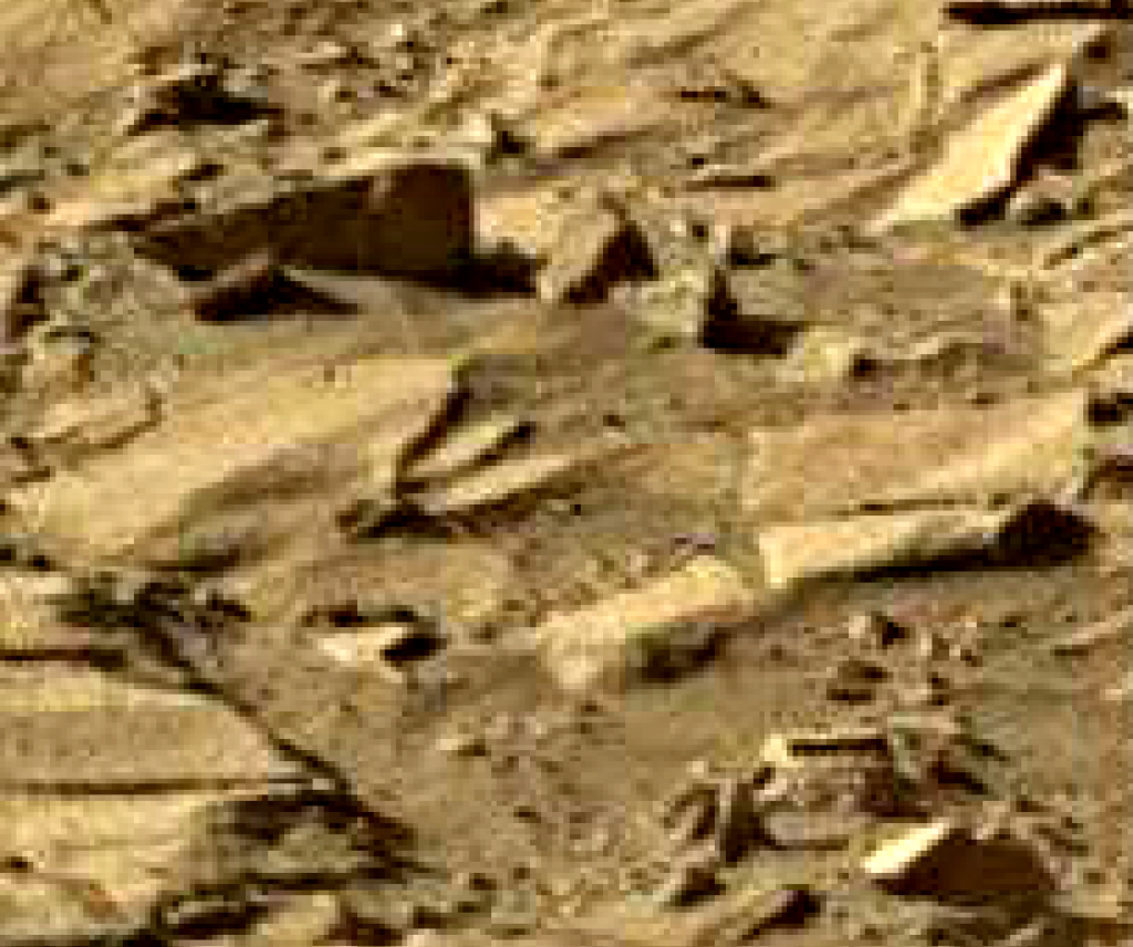 mars sol 1270 anomaly-artifacts 5 was life on mars