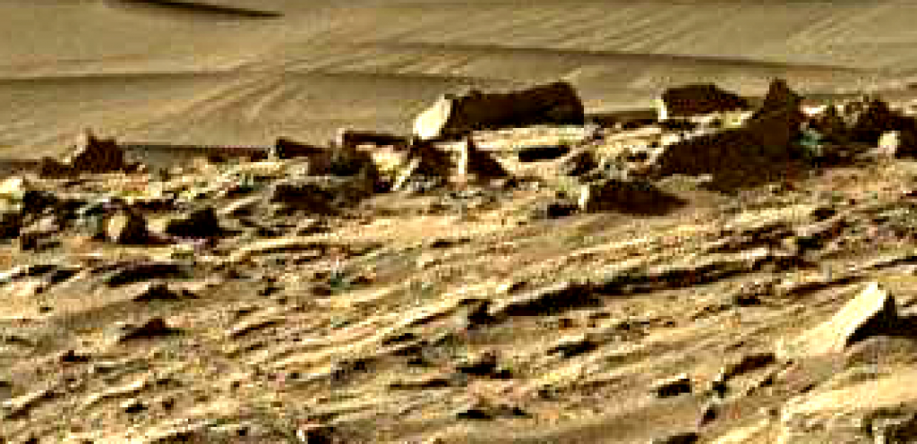 mars sol 1270 anomaly-artifacts 6 was life on mars