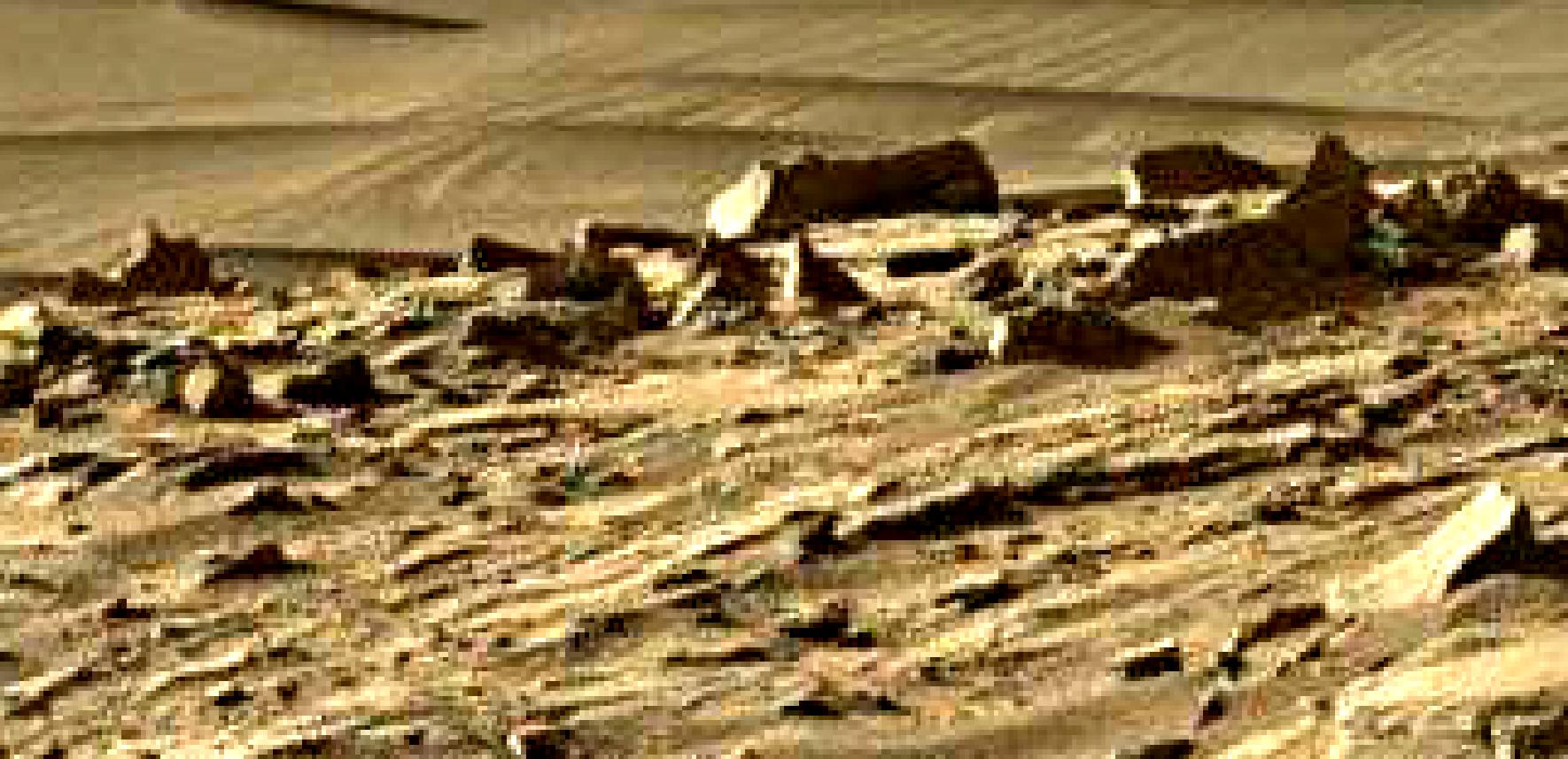 Mars Sol 1270 Curiosity – 1270ML0059460270504397E01 | Was ...