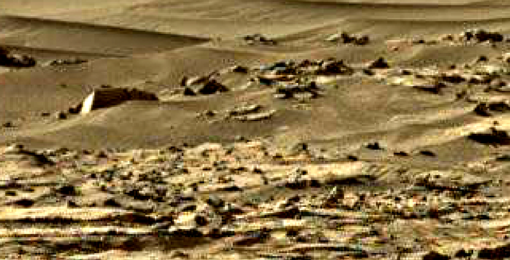 mars sol 1270 anomaly-artifacts 7 was life on mars