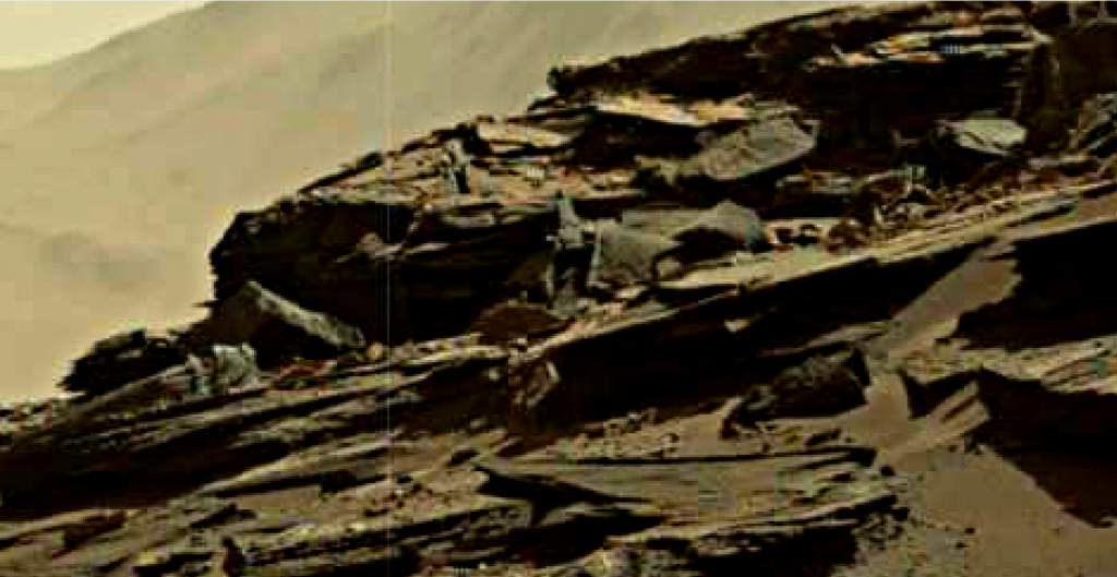 mars sol 1274 anomaly 1 was life on mars