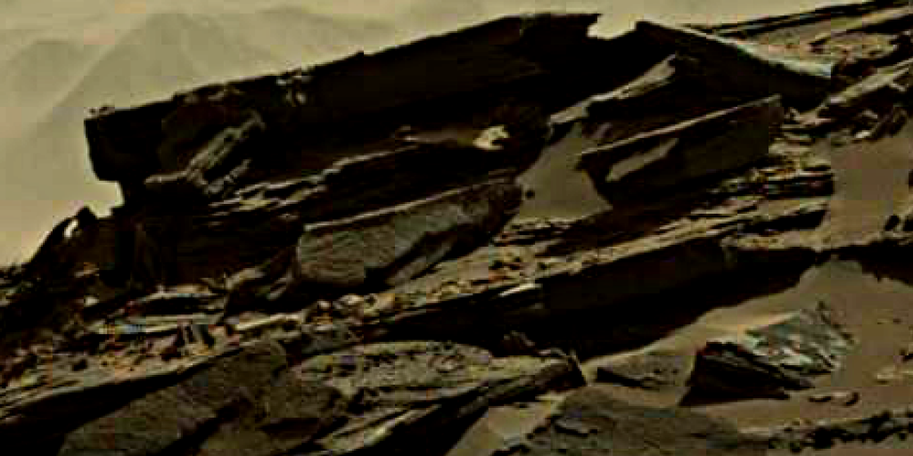 mars sol 1274 anomaly 11 was life on mars