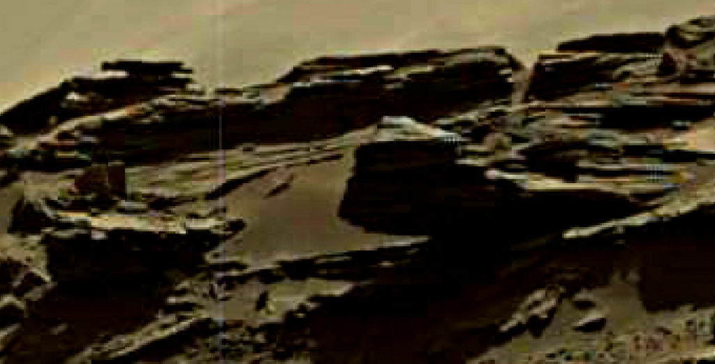 mars sol 1274 anomaly 14 was life on mars