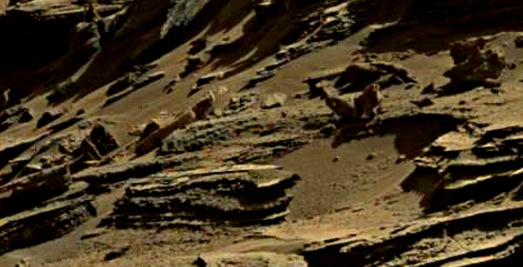 mars sol 1274 anomaly 3 was life on mars