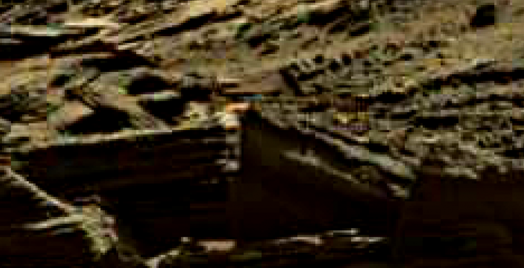 mars sol 1274 anomaly 7 was life on mars