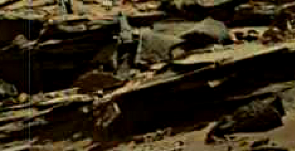 mars sol 1274 anomaly 8 was life on mars