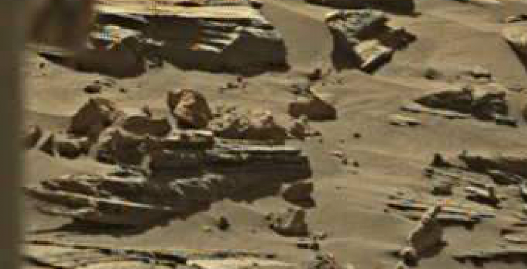 mars sol 1276 anomaly 3 was life on mars