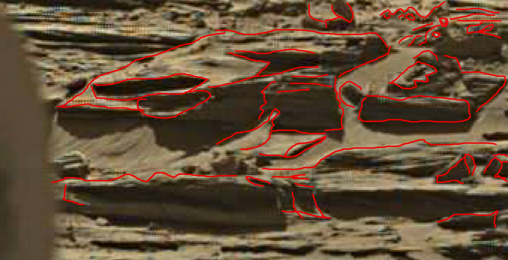 mars sol 1276 anomaly 4 awas life on mars